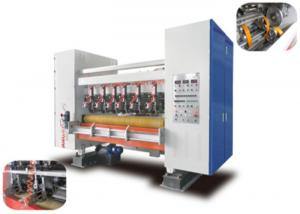 China Computerized Corrugated Carton Making Machine NC Model High Efficiency on sale