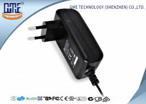China EU PIN Anti interference Wall Mount Power Adapter 9V 2.5A with Ferrite Core on sale
