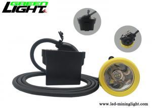 China Super Waterproof IP68 Coal Mining Lights 7.8Ah Li - Ion Battery Capacity 10000lux on sale