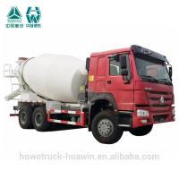 Sinotruk Howo Bulk Cement Tank Semi Trailer Dual Circuit Compressed Air Brake