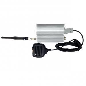 China High Power 20KM Wireless RF Audio Module UHF/VHF High Anti Interference Ability on sale