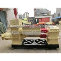 automatic soil /mud/shale vacuum extruder/block making plant
