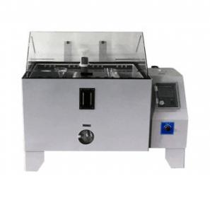 China Salt Spray Corrosion Test Chamber Environmental Testing Equipment With LCD Touch Display on sale