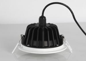 China IP65 Waterproof LED Down Lights With Samsung Led Chip And AC85 - 265V on sale