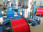 0.5 Mm2 Copper Wire And Cable Extrusion Machine With Mitsubishi Belt