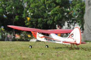 China Unique Anti-Crash 2.4Ghz 4 Channel Cessna Electric RC Aircraft / Planes With EPO Brushless on sale