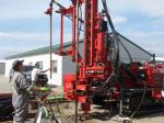 China Overseas popular geothermal drill rig AKL-G-2 for sale wholesale