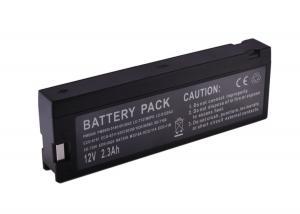 China Black 12v 2300mah Battery , Sealed Lead Acid BatteryFor Nettest Cma4000i/ CMA8800 on sale