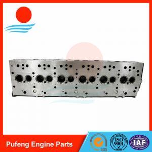 China ISUZU Truck Cylinder Head made in China 6BD1 Cylinder Head 1-11110-601-1 for FSR FST FTS FVR Forward Journey JBR JCM supplier