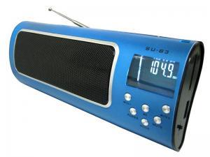 China Fm Radio Speaker, Mini Speaker, MP3 Speaker (SU-83) on sale