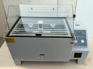 China Professional Environmental Test Chamber 110L PVC Salt Spray Test Equipment on sale