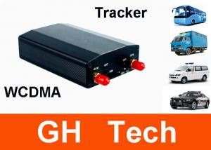 China 3G WCDMA Car GPS Tracker System GPRS Anti Theft Automotive Tracking Device on sale
