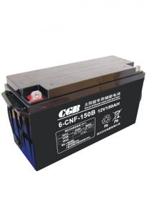 China Energy Storage Sealed Lead Acid Rechargeable Battery 12V Deep Cycle on sale