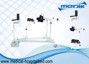 China Epoxy Coated Steel Orthopedics Surgical Operating Table Traction Rack Device Multiple Use on sale