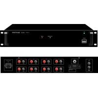 Public address wireless broadcast zone controller  Y-7005