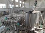 chaîne de production de jus de PLC 24000bph, ligne remplissante de l'eau pure automatique