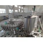 linha de produção do suco do PLC 24000bph, linha de enchimento da auto água pura