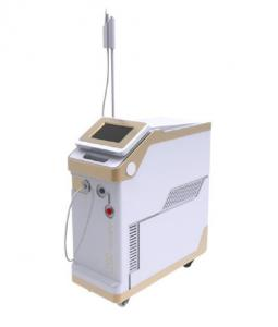 China Long Pulsed ND YAG Laser Hair Removal Machine / Permanent Hair Removal Machine For Home Use on sale