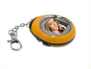 "China Personalized 1.5"" Digital Photo Frame Keychain on sale"