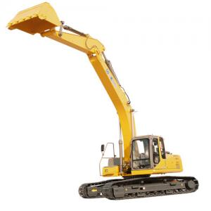 Quality XE265C Excavator Earthmoving Machinery With Piston Hydraulic Motor for sale