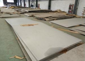China Mill Edge Duplex 2507 Stainless Steel Sheet For Industry 0.3mm Thick on sale