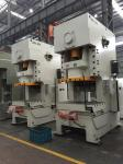 Stable Precision  Mechanical Press Machine JP80 C Type Fixed Tale