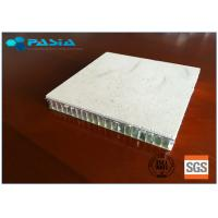 Fracture Resistant Honeycomb Granite Panels , Lightweight Structural Panels
