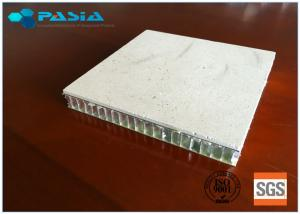 China Fracture Resistant Honeycomb Granite Panels , Lightweight Structural Panels on sale