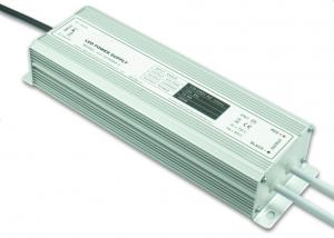 China Waterpoof Led Light Power Supply Driver Transformer , Led Strip Power Supply on sale