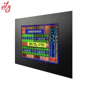 China 25W Pog O Gold Touch Screen Monitor With Ir/ Cp Open Frame VGA CGA LCD Touch Monitor For POG Wms Game Slot Machine on sale
