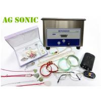 35W 42KHz Mini Gem Ultrasonic Jewelry Cleaner For Bracelets And Watches