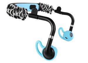 China Smartphone Neckband Bluetooth Headphones Noise Canceling Wireless 4.1 on sale