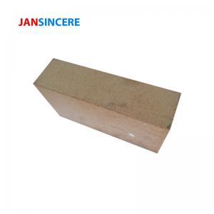 China High Strength Insulating Fire Brick Light Weight Low Thermal Conductivity Al2O3 35% on sale