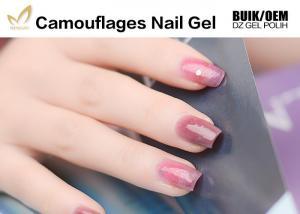 China Home Use Natural Nails Gel Uv Gel Nail Extensions No Grinding No Filing on sale