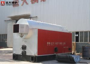 China Auto Feeding Wood Coal Hot Water Boiler For Greenhouse Heating on sale