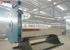 China High Temperature Thermal Oil Heater Boiler ISO9001 Certification on sale