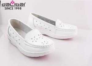 China Popular Wedding Bridal Nurse Work Shoes Wide Width Nursing Clogs Pigskin Lining on sale