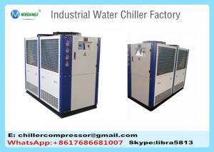China 10hp Air Cooled water chiller for plastic injection molding machine on sale