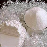 China Egypt raw material supplier fused quartz silica sand wholesale price per ton for epoxy resin , ceramics , refractory on sale