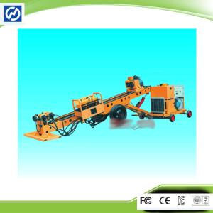 China Truck Mounted Portable Drilling Rig Used for Wells on sale