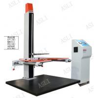 Free Drop Lab Test Equipment , Carton Box Drop Test Equipment For 60kg Max Weight