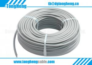 China 150C Popular Silicone Rubber Insulated and Silicone Rubber Jacketed Customized Flexible Cable on sale