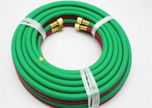 Quality ISO3821 Certified 3 / 16'' To 3 / 8'' Twin Welding Hose For Oxygen & Acetylene for sale