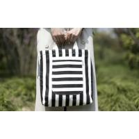 Zebra Crossing Cotton Tote Bags / Durable Fashion Canvas Grocery Bags