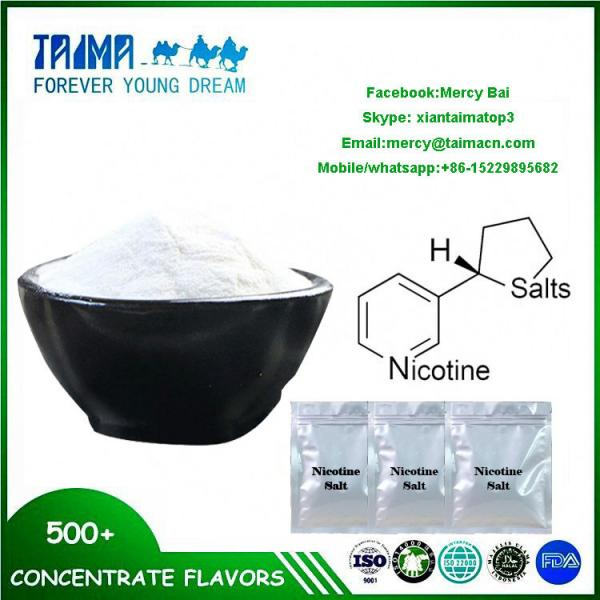 Hot Sellling Solution Nicotine Salt for Nicotine Eliquid E