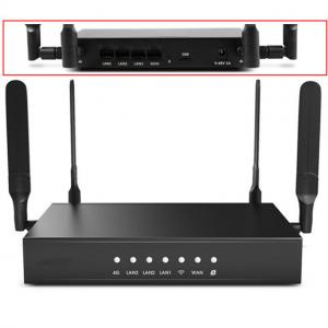 China ROHS Industrial Access Point Black Modem 4G 5G WiFi Router 8M ROM on sale