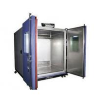 13 Cubic Large Dimension Walk In Climatic Chamber Durable For Reliability Testing