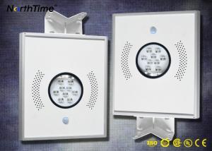 China 120° Lighting Angle 880lm LED Solar Street Lights , commercial solar street lights on sale