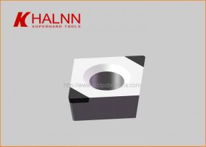 China Finish Machining Hardened Steel Bearing PCBN Inserts Better Wear Resistance on sale