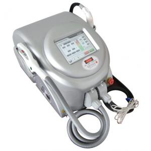 China IPL RF Hair Removal Equipment / Ultrasonic Cavitation Slimming Beauty Equipment on sale